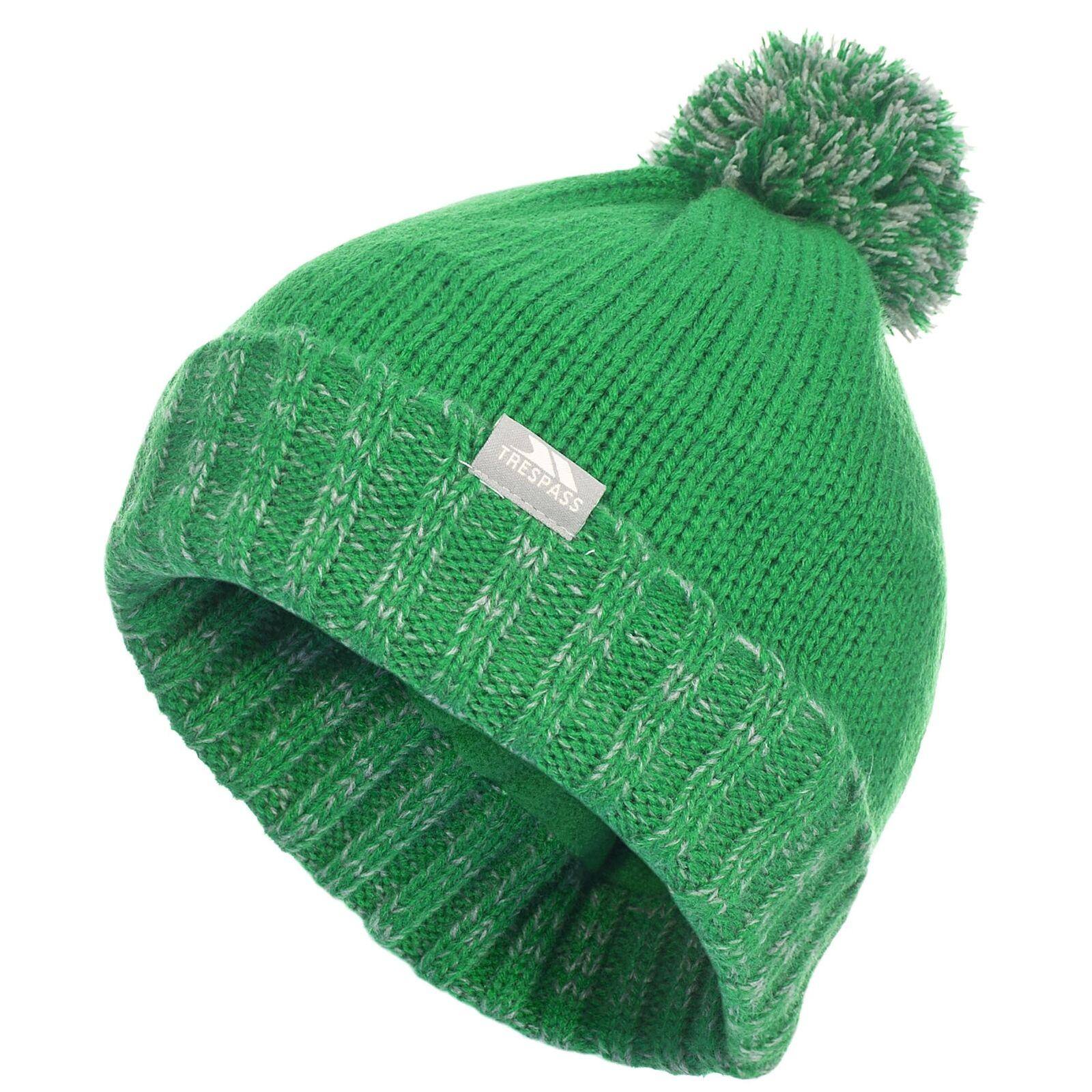 Trespass Childrens//Kids Toot Knitted Winter Beanie Hat TP2828