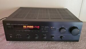 Yamaha RX 770 Audio & Video Receiver Tested & Working