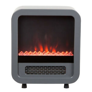 (1) Fire Sense Skyline Fireplace Heater