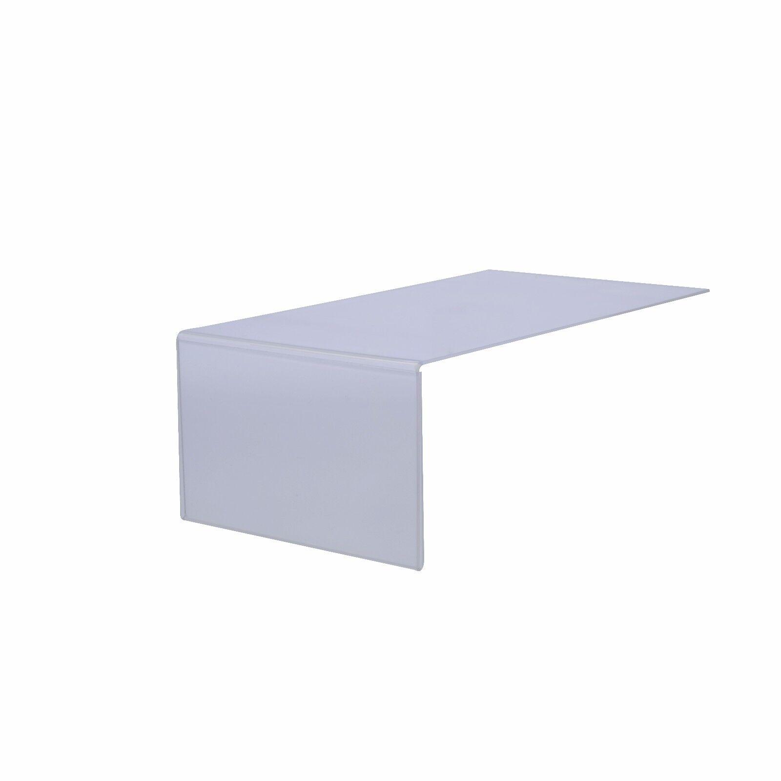 Lot of 24 Movable Shelf Label Holder 5  x 3