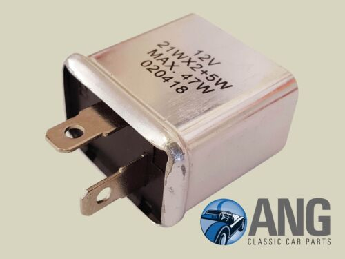 ROVER SD1 2000,2300,2600 /& 3500 V8 12v INDICATORS FLASHER UNIT SFB114 GFU2124