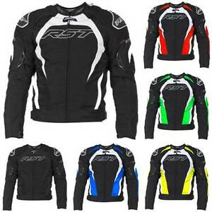 RST Tractech Evo-2 II 2 Sports Textile Motorcycle Jacket | All Colours & Sizes