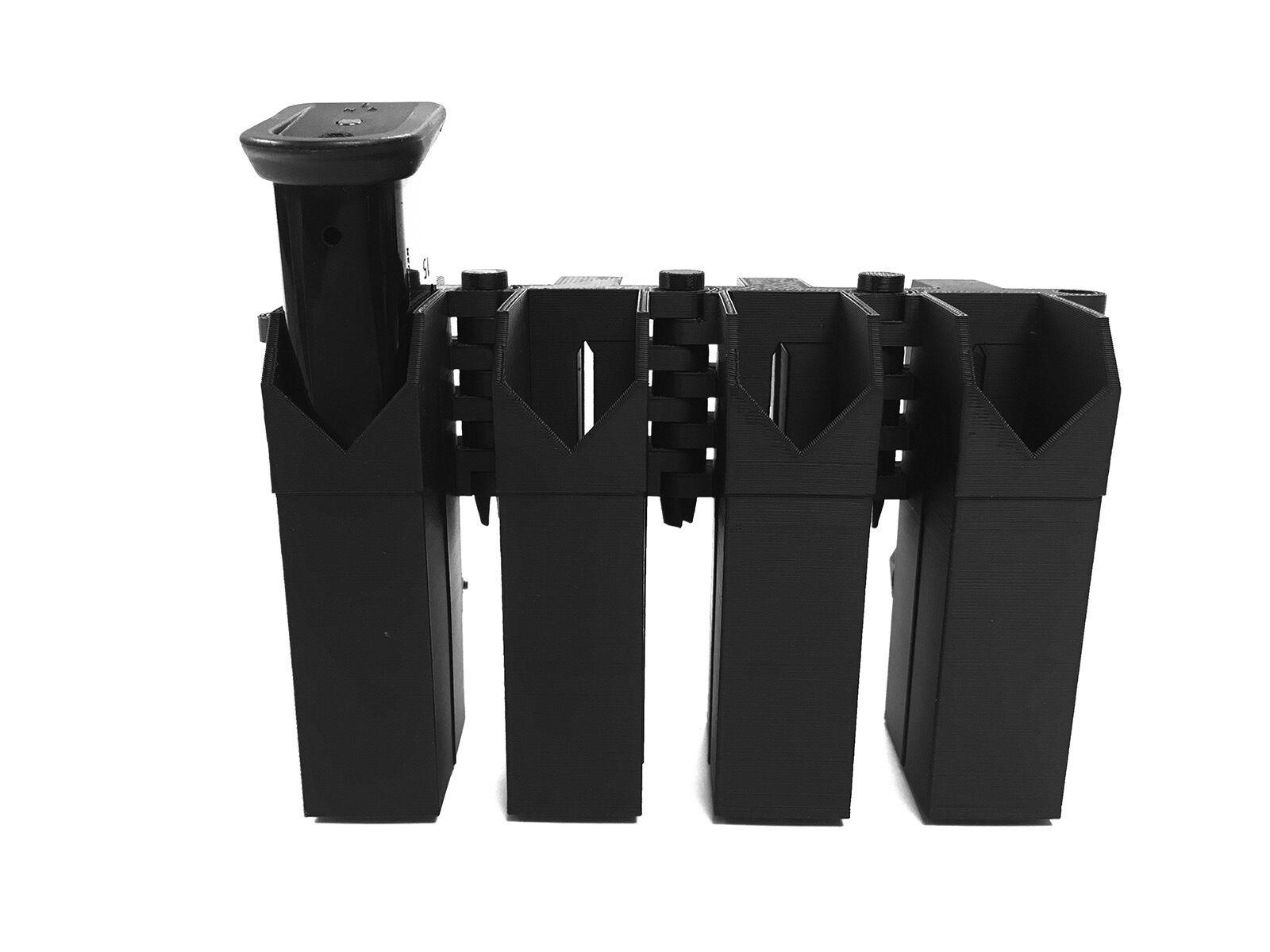 EAMP Patriot - Sig Sauer P226 P228, Canik TP9, Beretta Para 9mm Quad Pouch 54-D