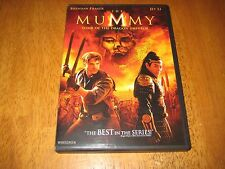 The Mummy: Tomb of the Dragon Emperor (Widescreen) DVD, Brendan Fraser, Jet Li,