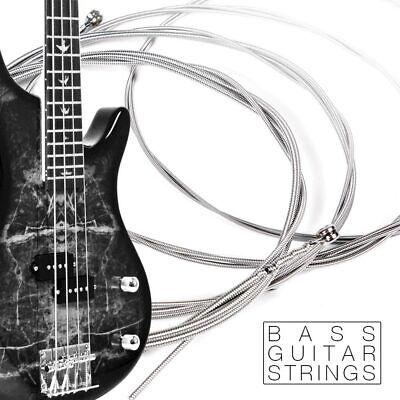 Ernie Ball 2736 Cobalt Slinky 5-String BASS Strings Gauges 45 65 80 100 130