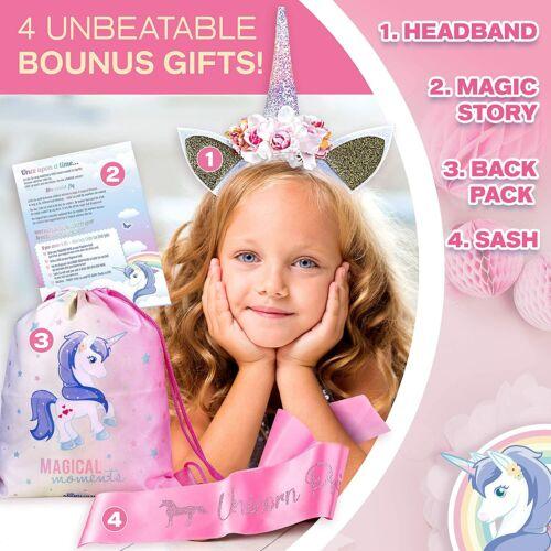 Unicorn Themed Party SERVES 12! Unicorn Birthday Party Unicorn Party Supplies