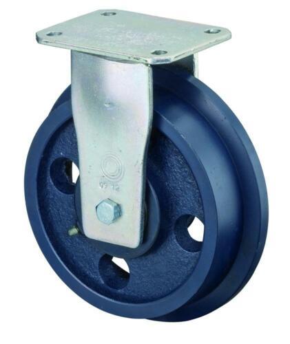 Ø 100//125 mm 800 kg Radbreite ohne Spurkranz: 36 mm Schwerlastrolle