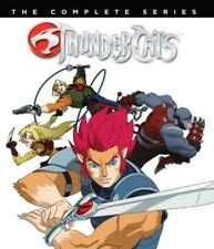 Thundercats: The Complete Series (Blu-ray Disc, 2014, 2-Disc Set)