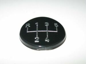 BMW-5-Speed-Gear-Knob-Stick-Levier-badge-embleme-1221611-2511-1221611