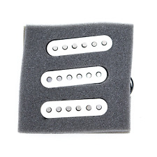 Set of 3 Fender American Standard Single Coil Stratocaster Pickups