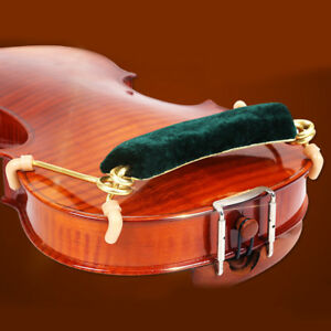 Eg-Lk-Metallfeder-Schwamm-Geige-Violine-Bequem-Schulterstuetze-Pad-Zubehoer