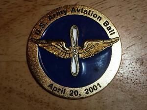 Details about U S  US Army Aviation Ball 2011
