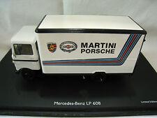 Schuco 03528  MB LP608 Martini Racing / Porsche Limited Edition 1:43 (24)