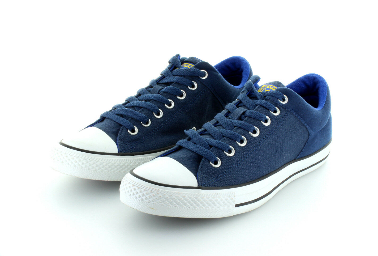 Converse Chuck Taylor Taylor Taylor AS Ox Textile High Street Navy 42,5 / 43,5 US 9 780db5