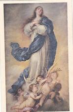 "*Postcard-""Madonna & Child Angels"" ...Classic-  (#75)"