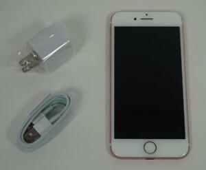 Apple iPhone 7 32GB A1660 Unlocked GSM Verizon Rose Gold AT&T T-Mobile