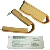 Bard Cunningham Clamp Male Incontinence Device, (1.5) - Each