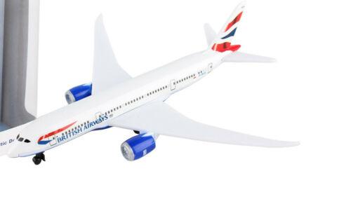 Daron British Airways Authentic Detail 787 Diecast Model Replica Airplane RT6005