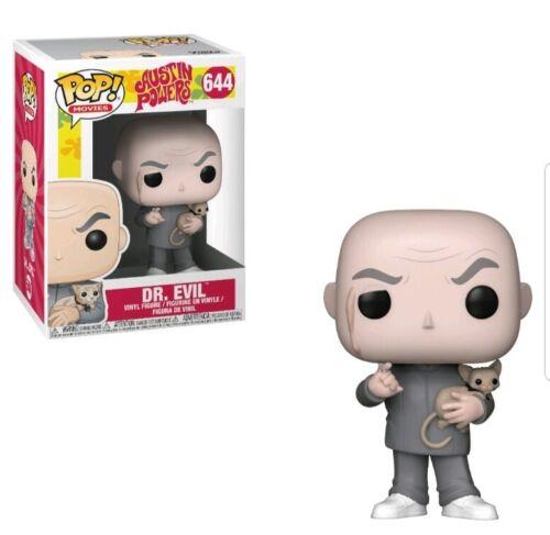 Funko Pop Film Austin Powers 644 Dr Evil Figura in vinile