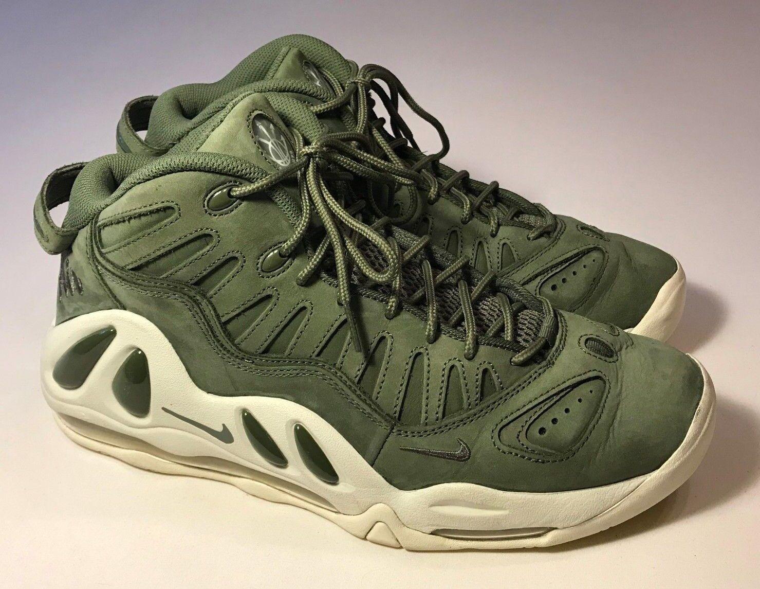 Nike Air Max Uptempo 97 Urban Haze (399207-300) Basketball Shoes Men Size 12