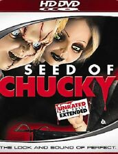 SEED OF CHUCKY (HD DVD, 2007) NEW Requires HD DVD Player Please READ! NOT A DVD!