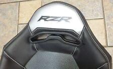 2 SEAT SET Dragon Fire Style Harness Insert Seat Passthrough Bezel RZR UTV race