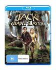 Blu-ray Jack The Giant Slayer Nicholas Hoult Action Fantasy M Region B BNS