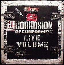 CORROSION OF CONFORMITY - Live Volume CD