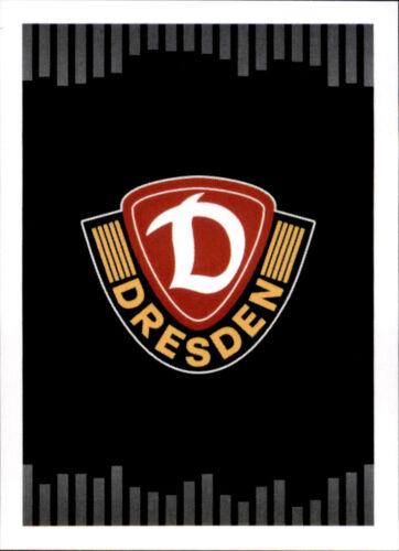 TOPPS Bundesliga 2017//2018 Sticker 283 SG Dynamo Dresden Logo