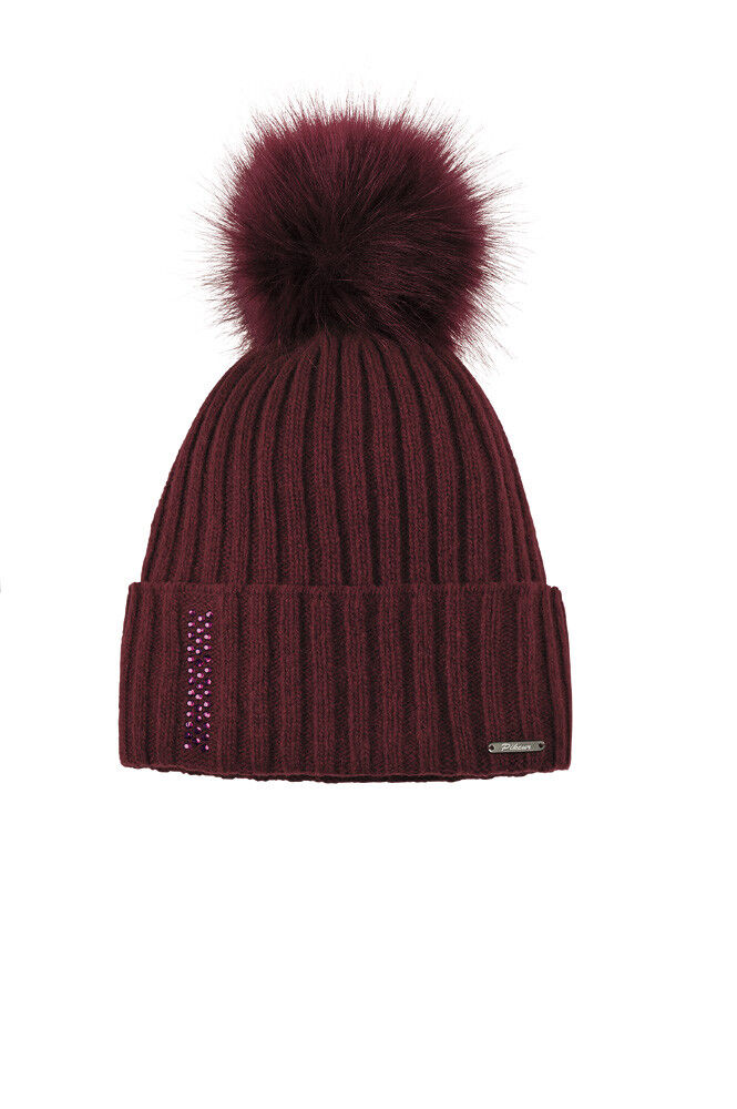 Pikeur PREMIUM Hat BOBBLE 18/19 mahogany ROT AW 18/19 BOBBLE ee482a