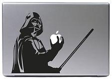 """Apple MacBook Air Pro 15"""" DARTH VADER STAR WARS Aufkleber Sticker Skin Decal 744"""