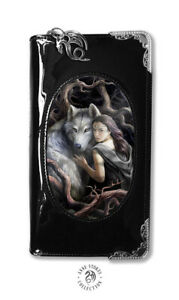 Anne-Stokes-purse-amp-wallet-combination-featuring-3D-image-of-Soul-Bond