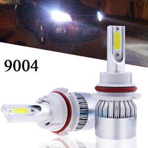 Car & Truck LED Light Bulbs 9004 LED Bulb High-Low Beam Headlight fit 1994-2001 Dodge Ram 1500 2500 3500/Van