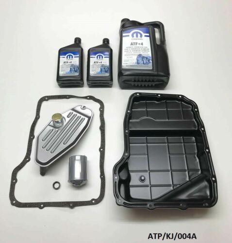 Automatik Getriebe Ölwanne /& Service Satz Jeep Cherokee 2002-2007 ATP//KJ//004A