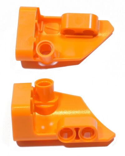 2 x Panel 5x3x2 orange 1 Paar LEGO Technik // 87080 87086 NEUWARE