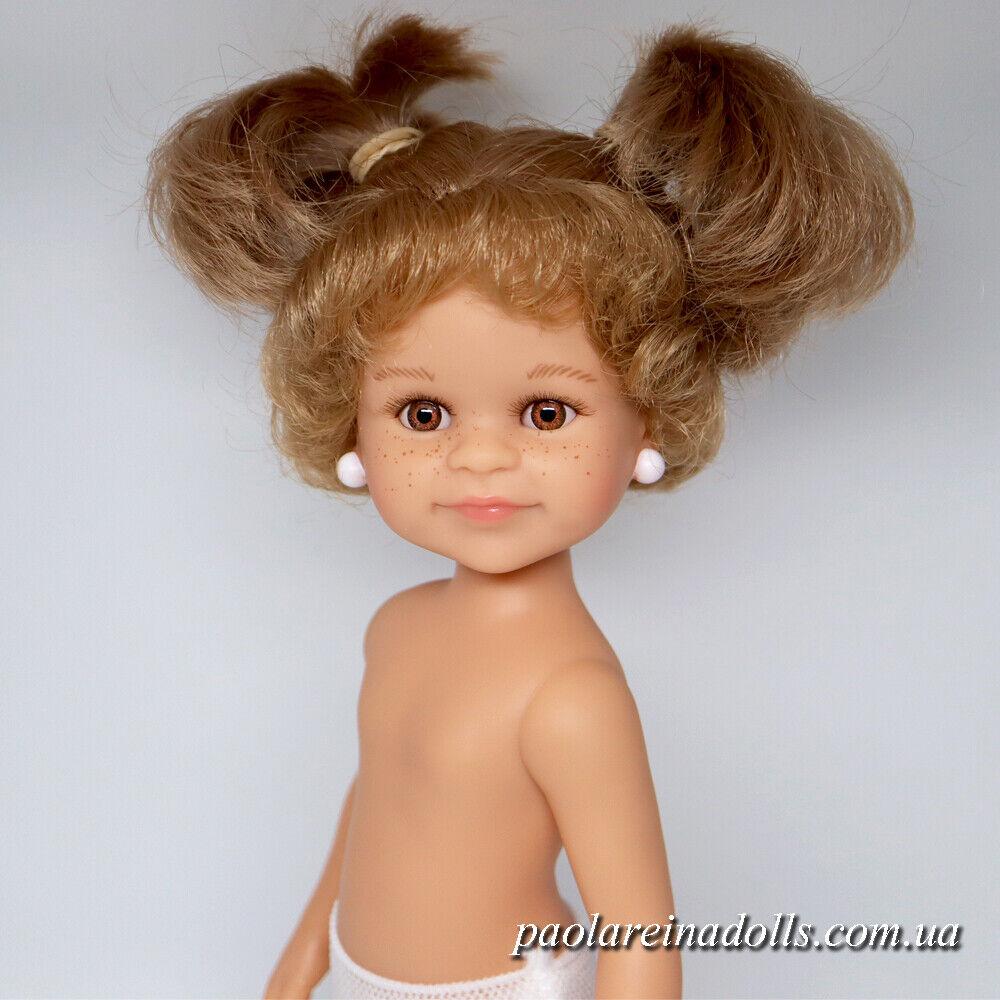 """Paola Reina Las Amigas Dasha pajamas 13/"""" doll 13203"""