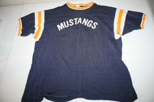 Vintage 60s Russell Athletic Southern T-Shirt Jers