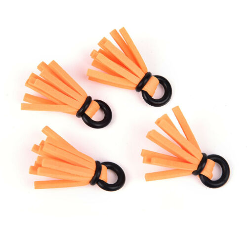4 Pieces//Lot New Foam Strike Indicators For Fly Fishing 4Colors Fishing TackleST