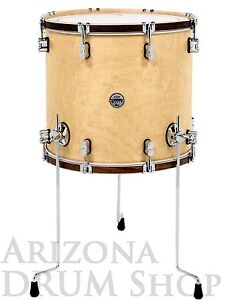 Pdp by dw concept maple classic 18 floor tom satin for 18 floor tom