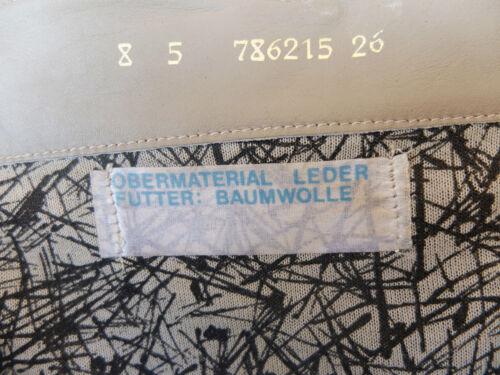 Uk Futter Lined 5 80s donna Vintage ca 38 da Stivali Grau Leader stivali True Chic 7pTq8CwC