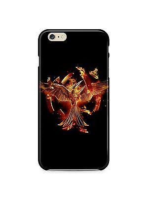 The Hunger Games Mockingjay Iphone 5 6 6s 7 8 X XS Max XR 11 12 Pro Plus Case i2 | eBay