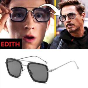 Spiderman-Iron-Man-Robert-Downey-Peter-Park-Tony-Stark-Sunglasses-UV400