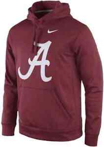 Details about Nike Mens Therma Fit Hoodie Alabama College Hoody Sweatshirt S M L XL 2XL
