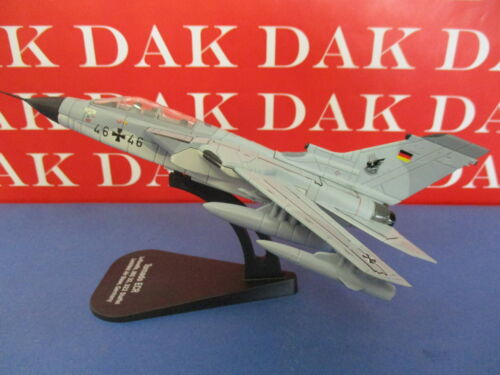 Die cast 1//100 Modellino Aereo Aircraft Tornado ECR Luftwaffe Germany by Italeri