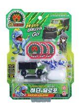 Dino Mecard Collection Container Portable Carrying Case Egg Capsule Sonokong