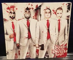 DJ Clay - Book of the Wicked Chapter 2 CD insane clown posse twiztid dark lotus