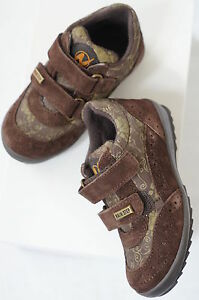 Naturino Preit Halbschuhe Sneakers Klettschuhe Lederschuhe Leder Gr. 25