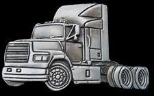 BOUCLE DE CEINTURE TRUCKER TRUCK DRIVER 18 WHEELERS CABIN WESTERN BELT BUCKLE