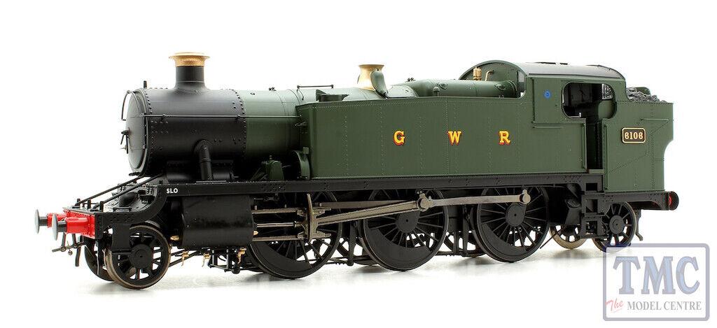 6101 Heljan O Gauge  GWR BR 61xx 'Large Prairie' GWR 6106
