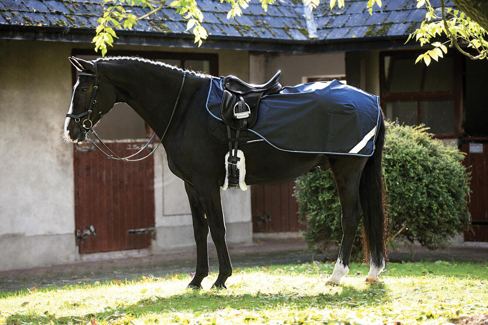 Horseware Amigo S/M/L/XL COMPETITION Waterproof Exercise Sheet Rug Navy/Choc/ROT S/M/L/XL Amigo b8866c